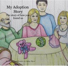 The Adoptive Family Book book cover