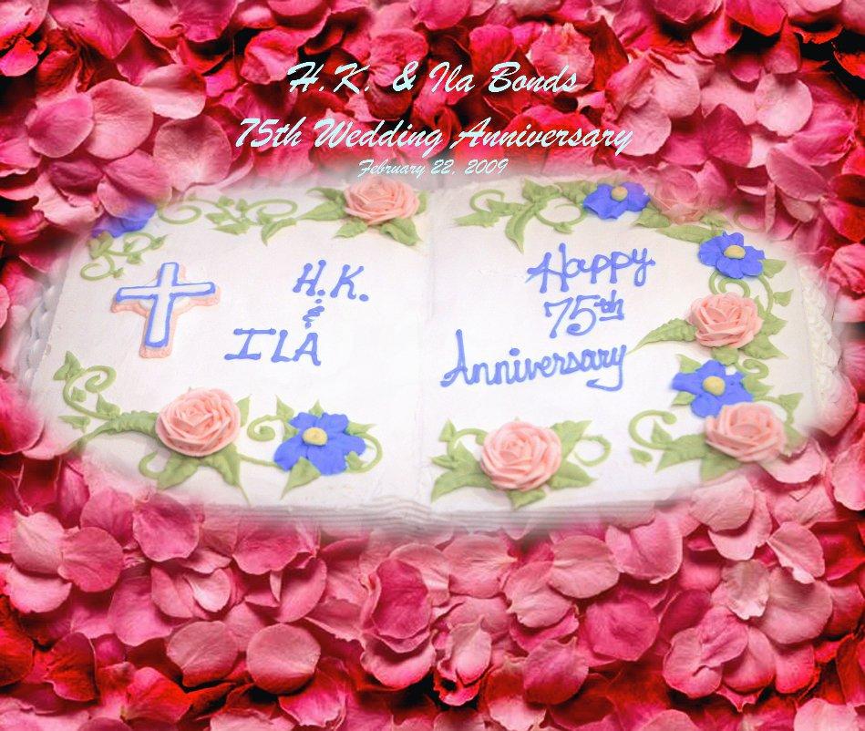 H K Ila Bonds 13 X 11 By Bill Phillips Blurb Books Uk