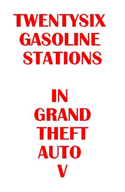 View Twentysix Gasoline Stations by M. Earl Williams