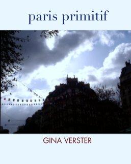 paris primitif book cover