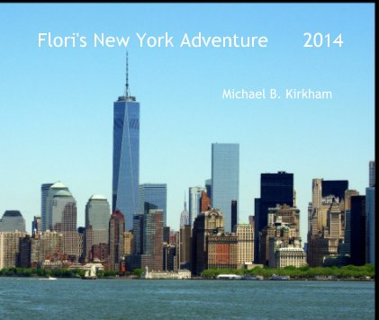 Flori's New York Adventure 2014 book cover