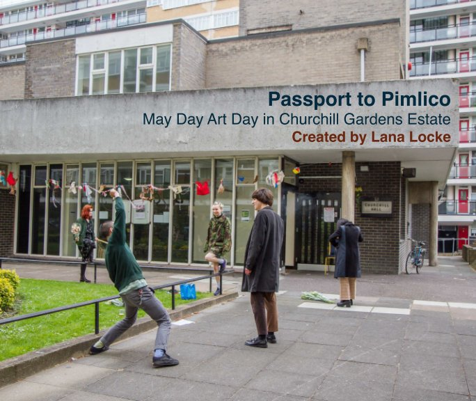 View Passport to Pimlico by Lana Locke