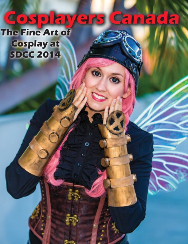 View Cosplayers at SDCC 2014 by Andreas Schneider