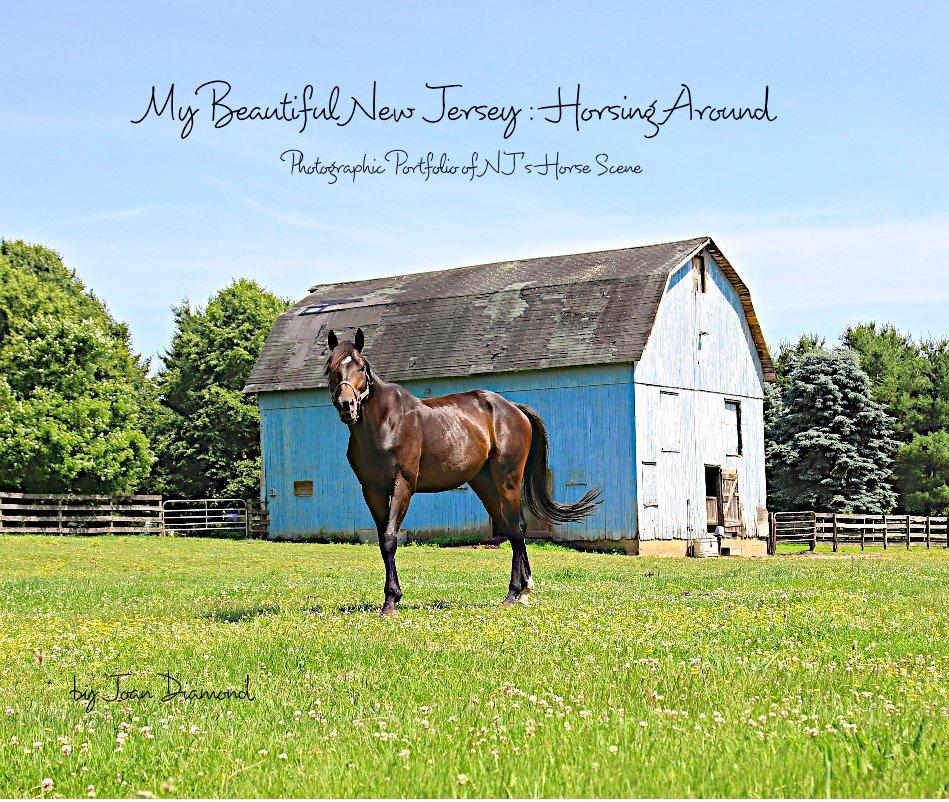 View My Beautiful New Jersey : Horsing Around by Joan Diamond