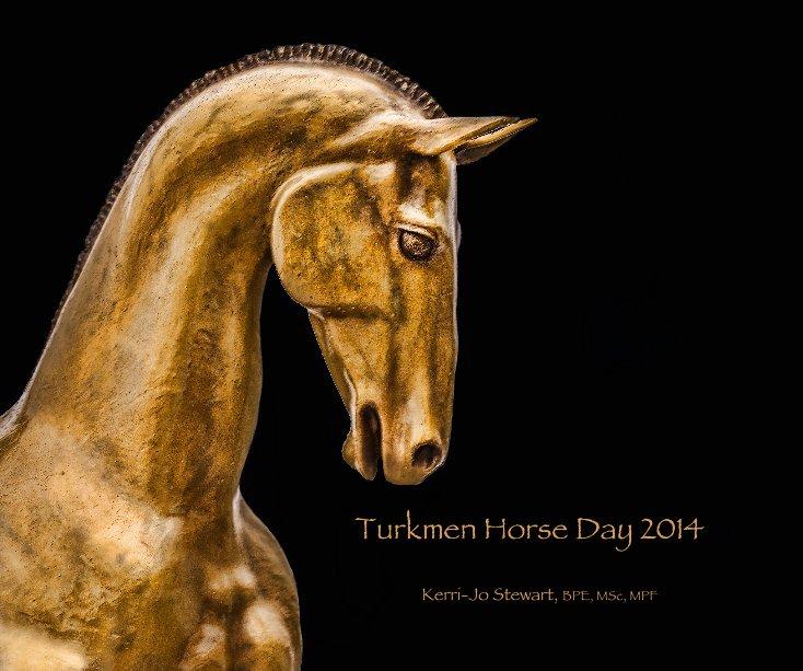 View Turkmen Horse Day 2014 by Kerri-Jo Stewart