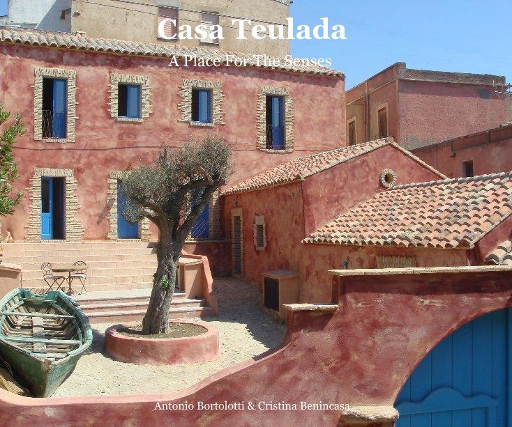 View Casa Teulada by Antonio Bortolotti & Cristina Benincasa