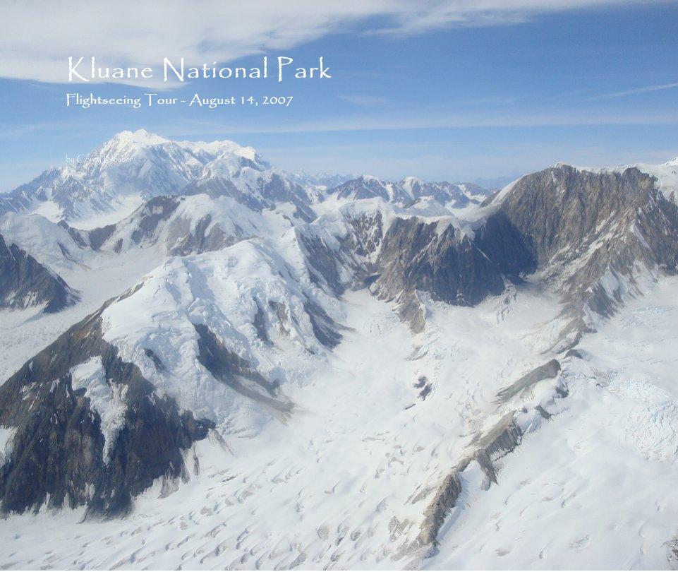 View Kluane National Park by Corey Blosser