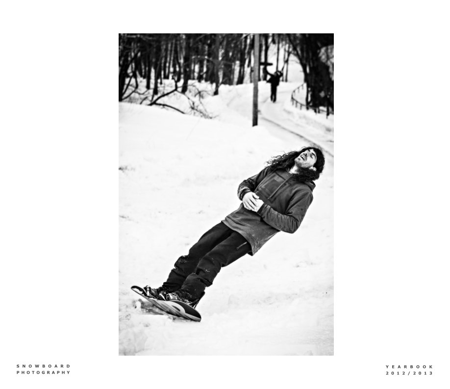 View Snowboard Photography - Yearbook 2012 / 2013 by Jérôme Tanon