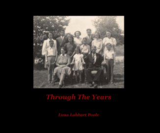 Through The Years book cover