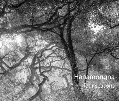 Hahamongna (BW photography) book cover