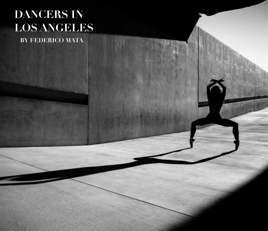View Dancers in Los Angeles by Federico Mata