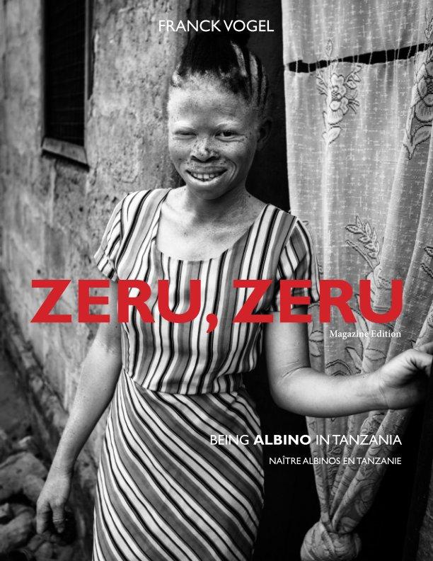 Zeru Zeru Magazine Best quality nach Franck Vogel anzeigen
