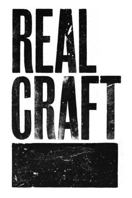 View Real Craft exhibition catalogue by Chris Eckersley