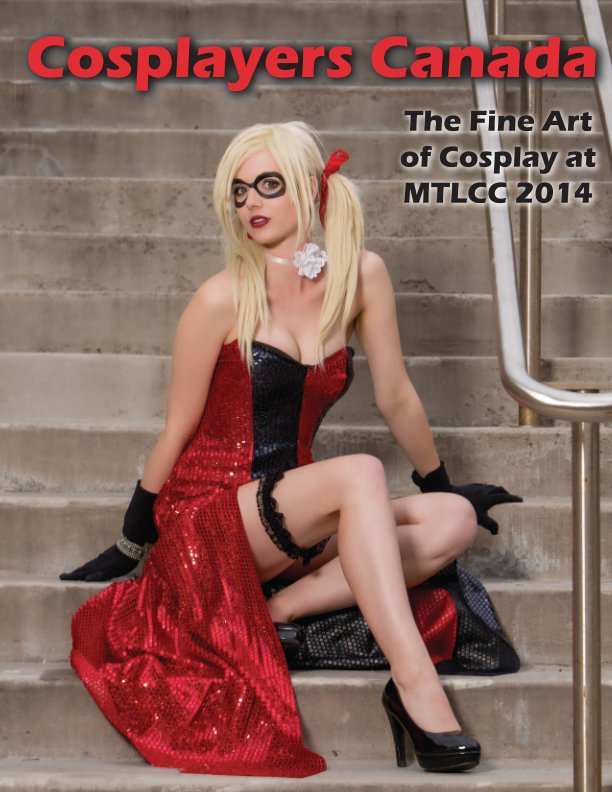 View Cosplayers at Montreal Comic Con 2014 by Andreas Schneider