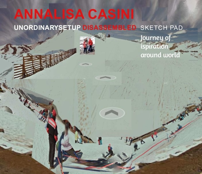Visualizza Unordinarysetup Disassembled Sketch Pad di ANNALISA CASINI