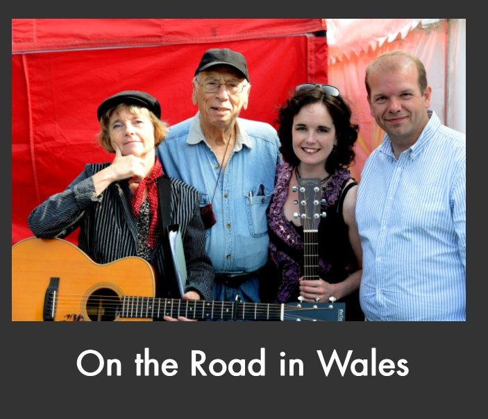 View Izzy Young and Maria Lindstrom - On the Road in Wales by Rhys Jones
