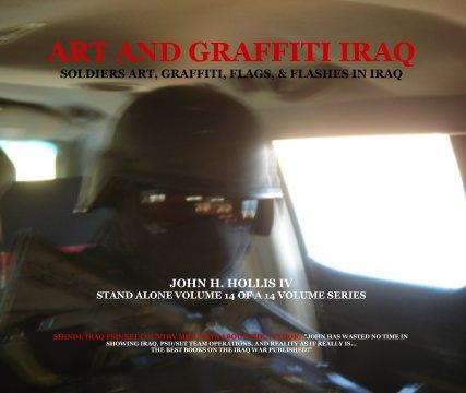 ART AND GRAFFITI IRAQ book cover
