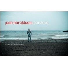 josh.haroldson: portfolio book cover