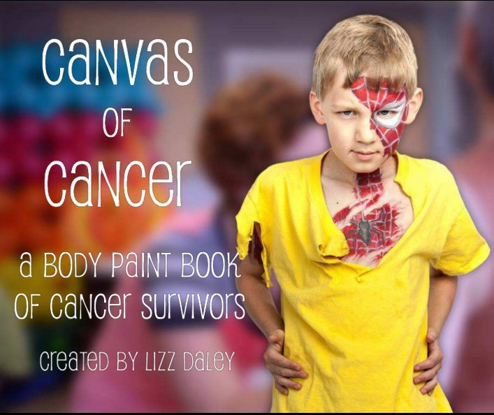 View Canvas of Cancer by Lizz Daley