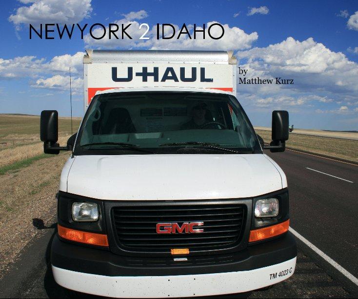 View NEWYORK 2 IDAHO by Matthew Kurz