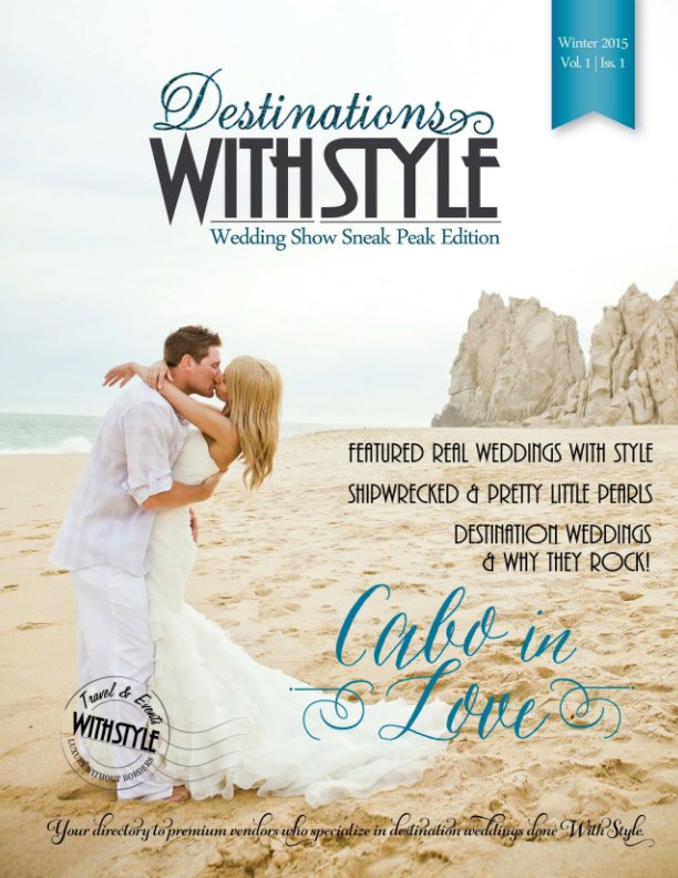View Destinations With Style - Winter 2015 Special Edition by Travel & Events With Style