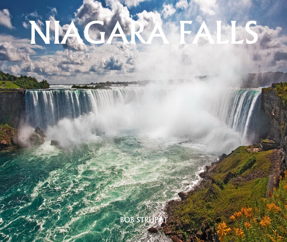 View Niagara Falls by Bob Strupat