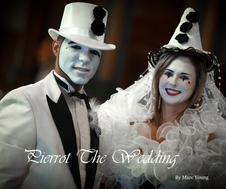 View Pierrot The Wedding by Marc Young