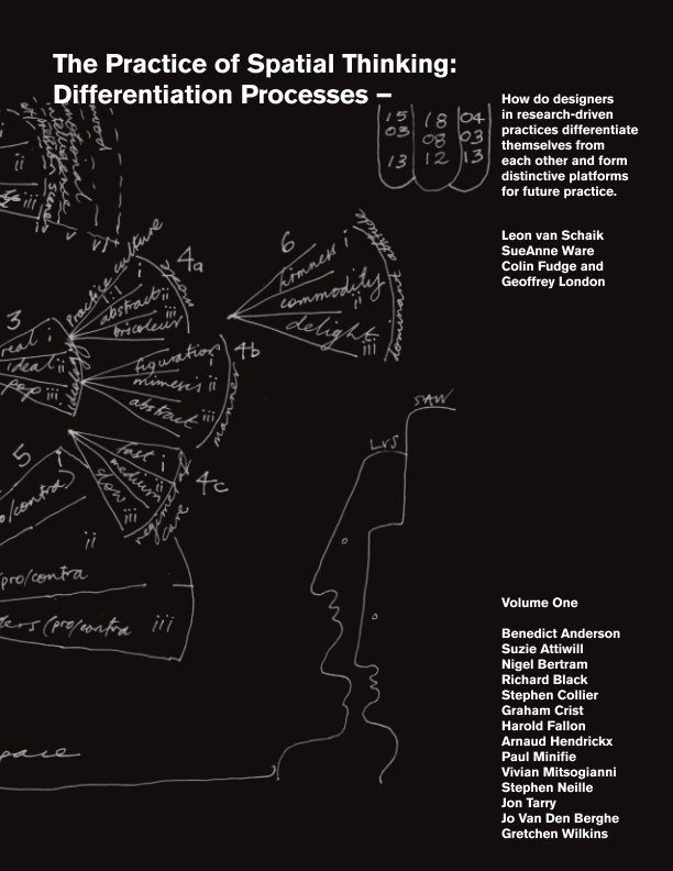View The Practice of Spatial Thinking - Volume One by Leon van Schaik and SueAnne Ware