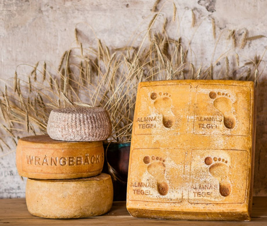 View Fine Heritage Cheese from Sweden by Almnäs Bruk