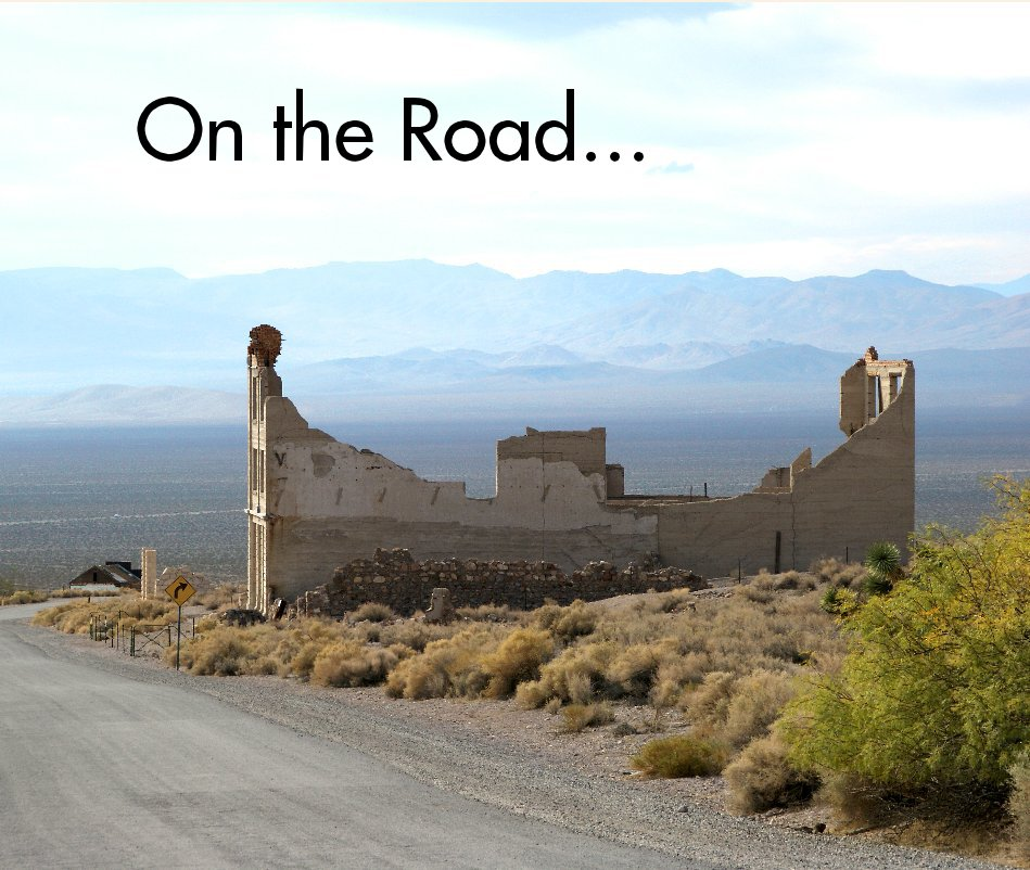 View On the Road... by Jeff Rosen