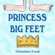 Princess Big Feet HC book cover