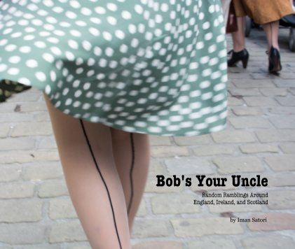 Bob's Your Uncle book cover