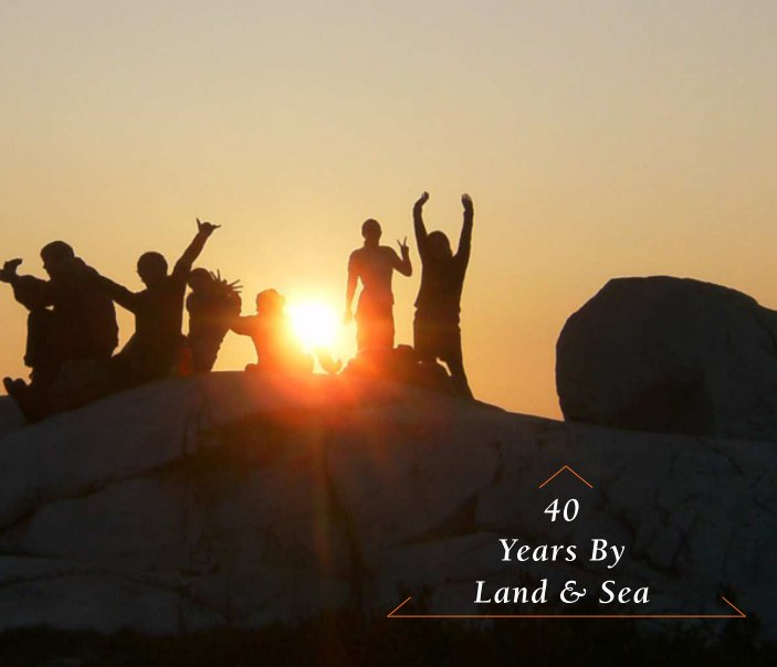 View 40 Years By Land & Sea by Vinay Sharma