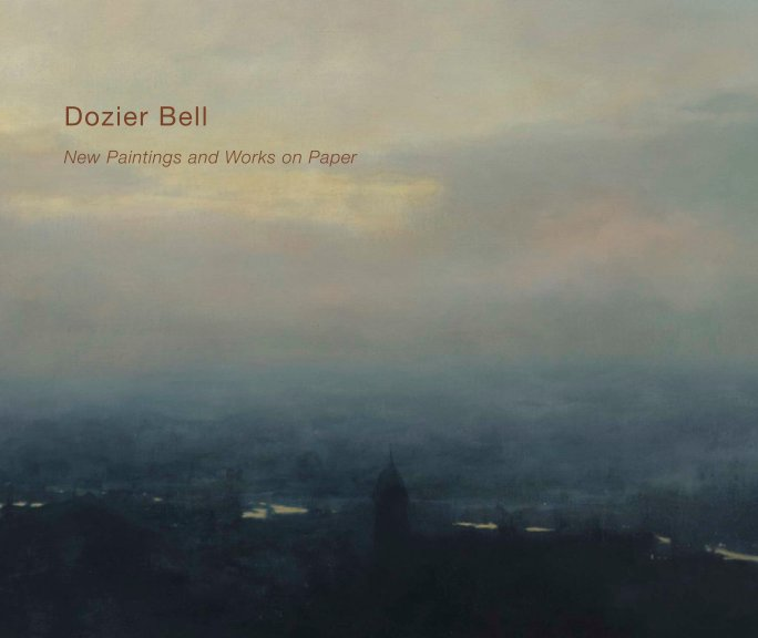 View Dozier Bell: Recent Paintings and Drawings by Danese/Corey