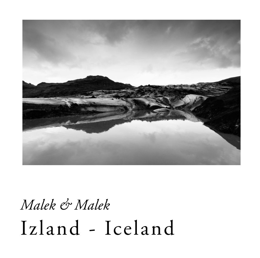 View Iceland by Gabor Malek