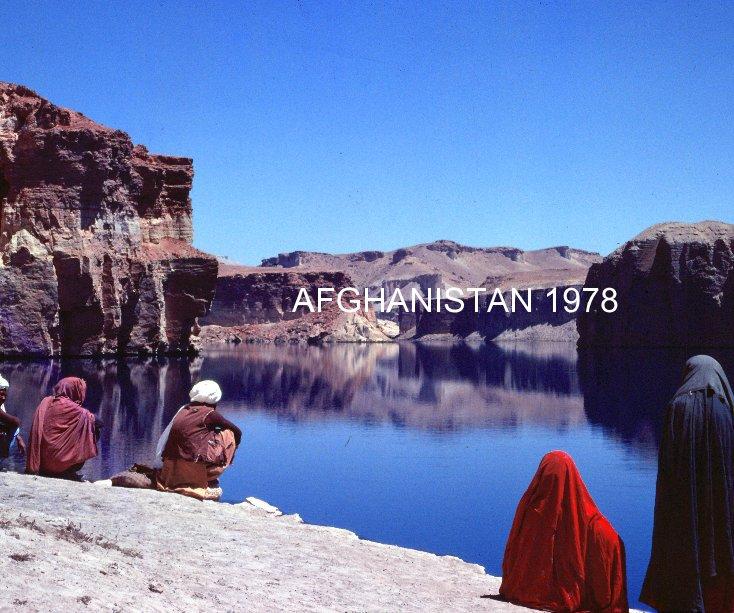 AFGHANISTAN 1978 nach Ute Huber-Leierer anzeigen