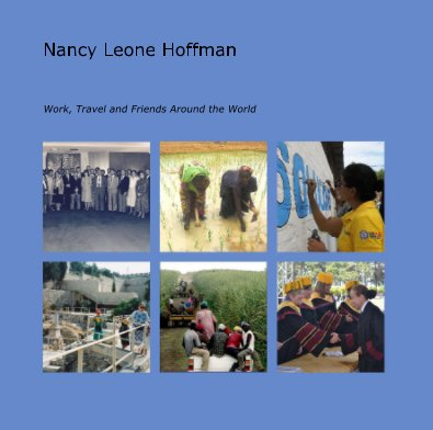 Nancy Leone Hoffman book cover