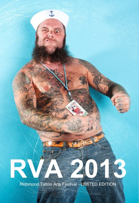 View Richmond Tattoo Arts Festival 2013 by Ken Penn