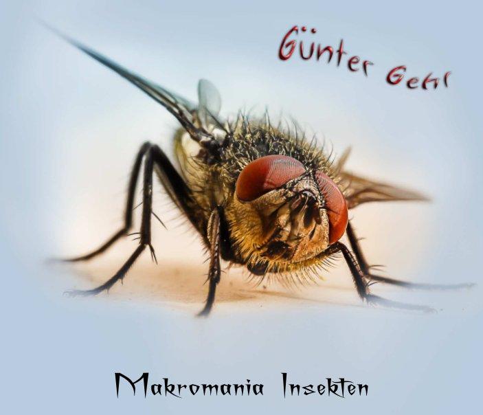 MakroMania Insekten nach Günter Gehl anzeigen
