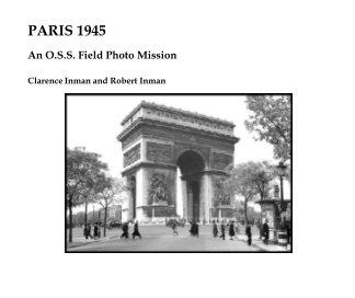 Paris 1945 book cover
