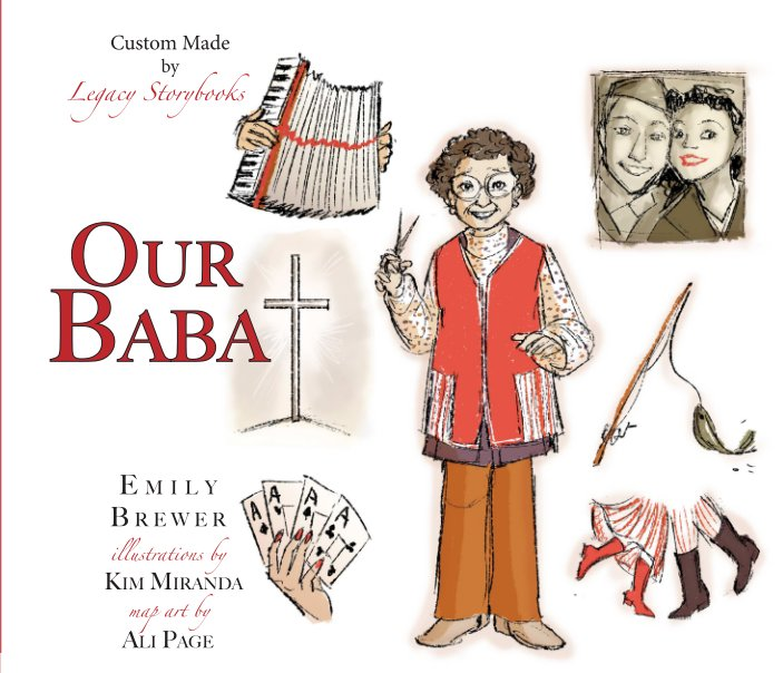 """View """"Our Baba"""" by Emily Brewer"""
