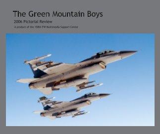 The Green Mountain Boys book cover