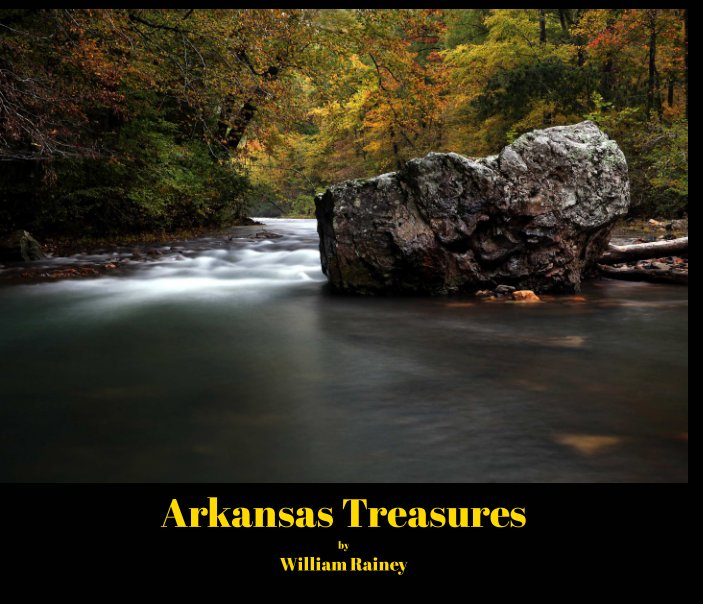 View Arkansas Treasures by William Rainey