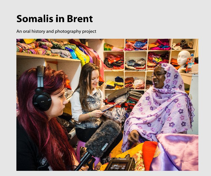 View Somalis in Brent by Kevin Ireland
