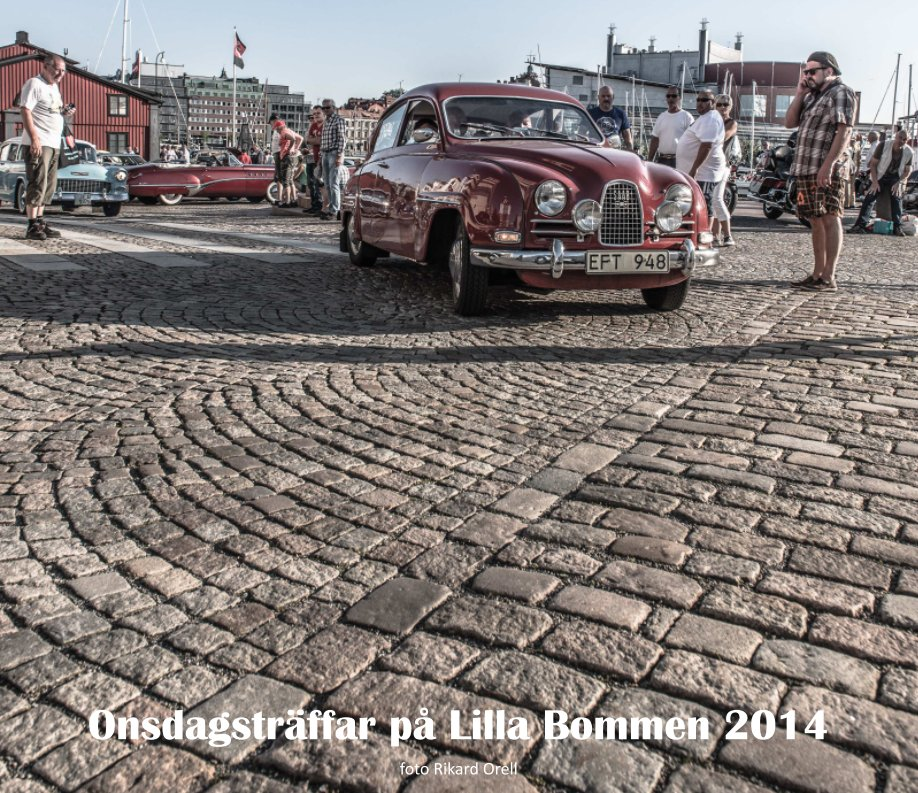 View Lilla Bommen 2014 by Rikard Orell
