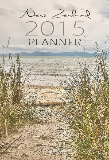 View 2015 Planner - New Zealand (English) by Christian Kleiman
