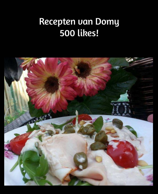 View Recepten van Domy 500 likes! by Dominique Lucquedey