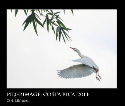 Pilgrimage: Costa Rica 2014 book cover