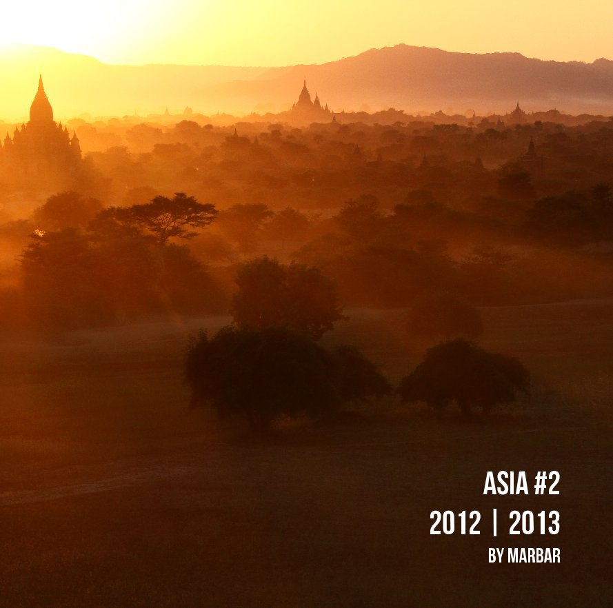 View Asia #2 by MARBAR