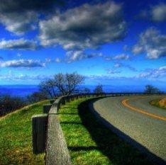 Visual Destination: Blueridge Parkway book cover